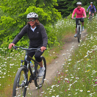 Mountain Biking Excursions near Olympic National Park