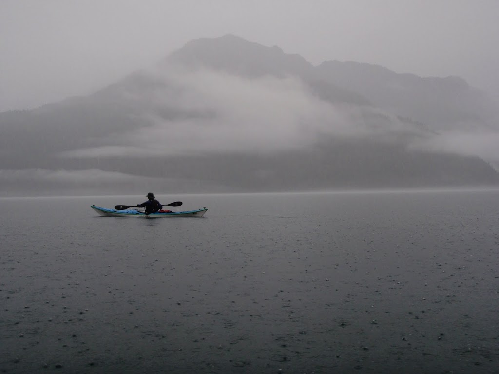Kayaking Tour In Olympic National Park