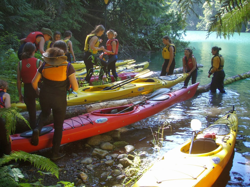 Olympic Peninsula Youth Adventure Programs! (click The Title For Dates)