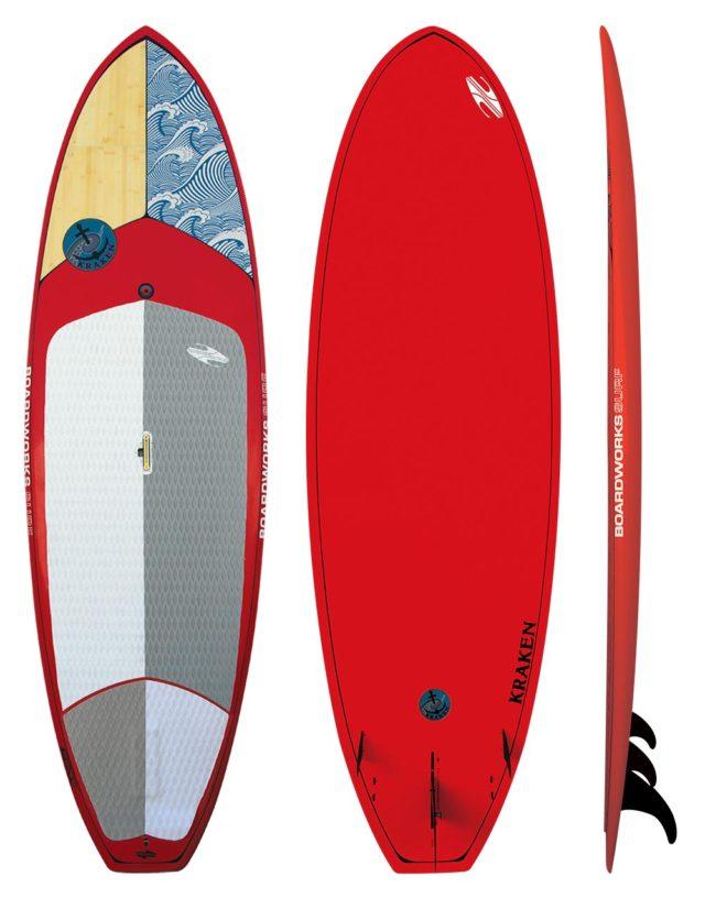 Boardworks Kraken 9'9″