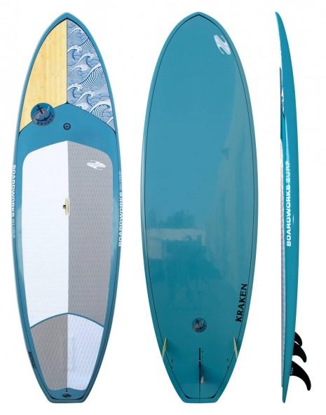 Boardworks Kraken 11′